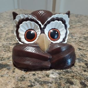 Other - Ceramic vintage owl